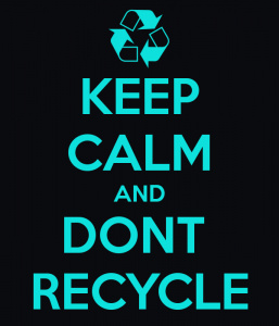 stoprecycling